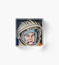 Valentina Tereshkova Acrylic Block