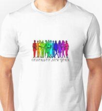 COLORS OF NY Unisex T-Shirt
