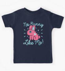 No Bunny Like Me Kids Tee