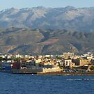 Chania, Crete by Trish Meyer