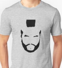 The Spectacular Abstraction of MR. T T-Shirt