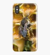 Wool Carder Bee iPhone Case/Skin