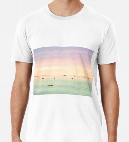 Weichheit und Licht Premium T-Shirt