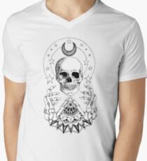Power Skull Mandala T-Shirt