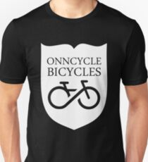 Onncycle Bicycles T-Shirt
