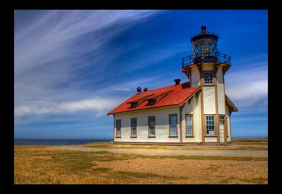 Lighthouse by Rickcalif