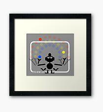 Game & Watch | Ball Framed Print