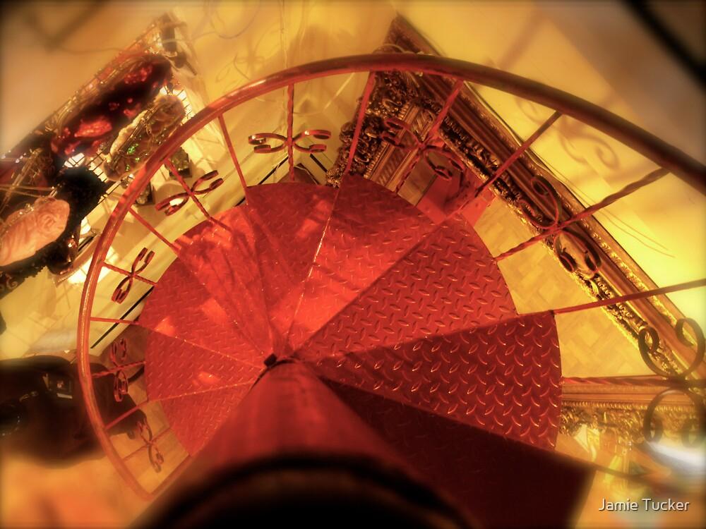 Downward Spiral by Jamie Tucker