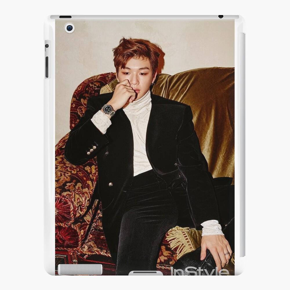 QUIERE UNO x Instyle Korea ft. Kang Daniel (강 다니엘) Vinilos y fundas para iPad