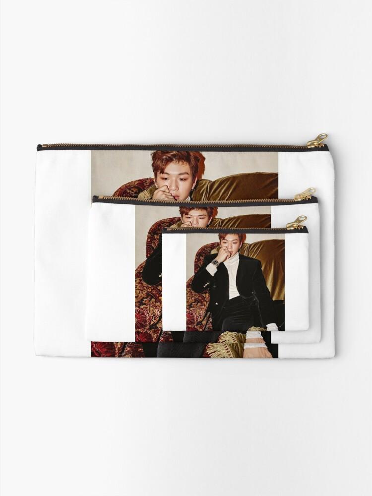 Vista alternativa de Bolsos de mano QUIERE UNO x Instyle Korea ft. Kang Daniel (강 다니엘)