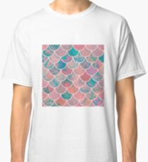 Marble scales Classic T-Shirt