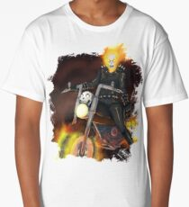 Ghost Rider - Fires of Vengeance  Long T-Shirt