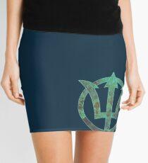 Poseidon Mini Skirt