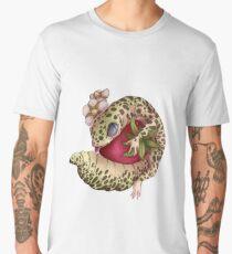 Lizard loves fruit Men's Premium T-Shirt