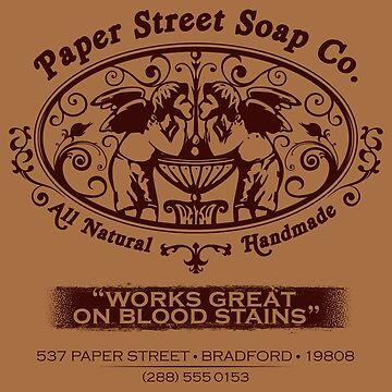 Paper Street Soap Co by trev4000