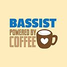 Bassist powered by coffee by jazzydevil