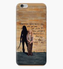 This is Who I Am iPhone Case