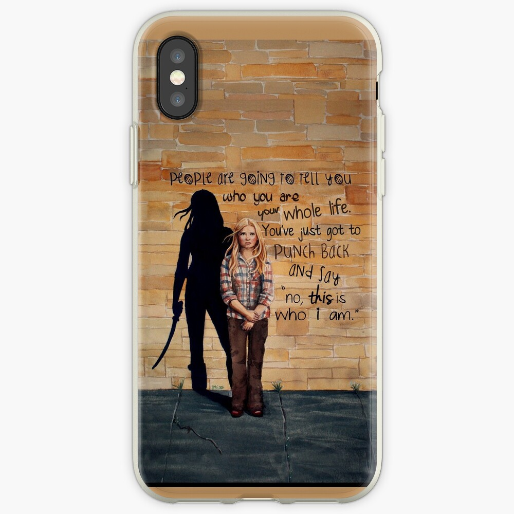 This is Who I Am iPhone Case & Cover