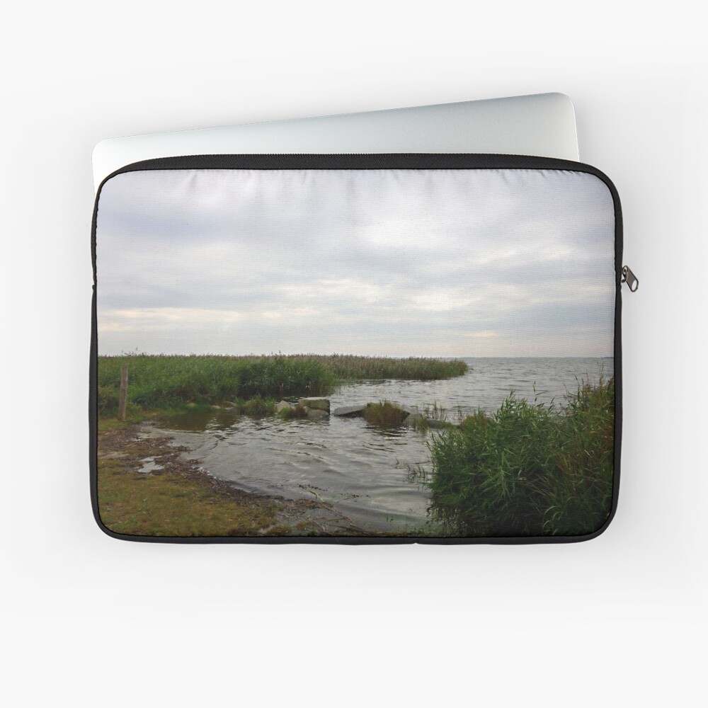Lunch time at the backwaters Laptop Sleeve