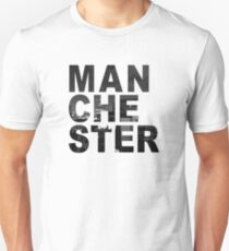 Manchester Slim Fit T-Shirt