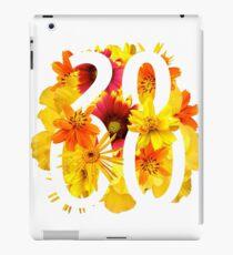 Flower 2000 iPad Case/Skin