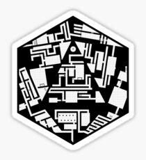 20 Sides Dungeon Sticker