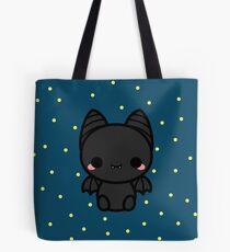 Cute spooky bat Tote Bag
