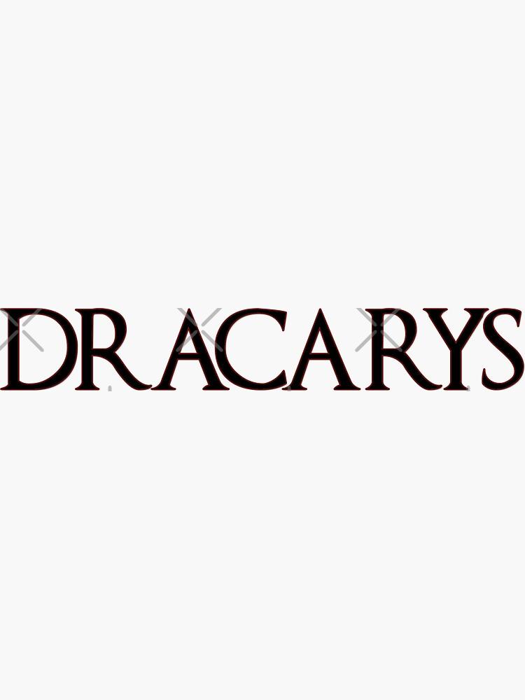 Dracarys de myheadisaprison