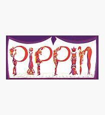 Pippin Musical Photographic Print