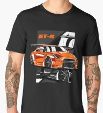 Nissan GT R Nismo Men's Premium T-Shirt