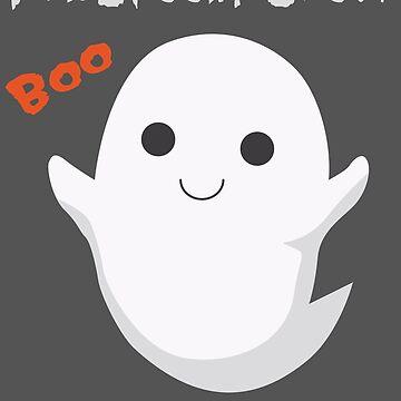 Spooky Ghost by Albertcetopac