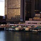 Circular Quay - Sydney by Matt  Lauder