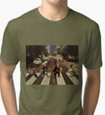 Monkey Road Tri-blend T-Shirt
