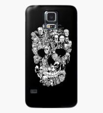 Halloween Skull Horror T-shirt Case/Skin for Samsung Galaxy