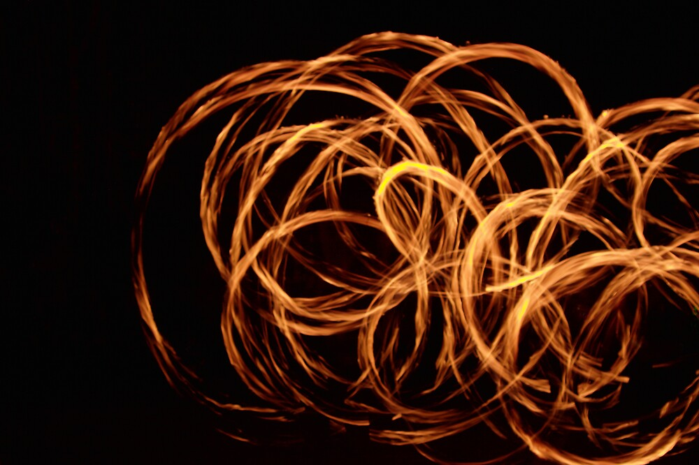 OCF Fire Poi 24 by RolandTumble