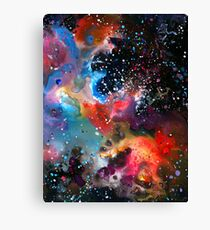 Nadezhda nebula Canvas Print