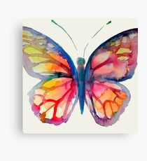 Butterflie Canvas Print
