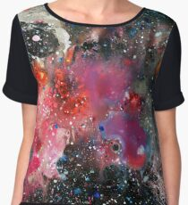 Chemistry of Nothing Women's Chiffon Top