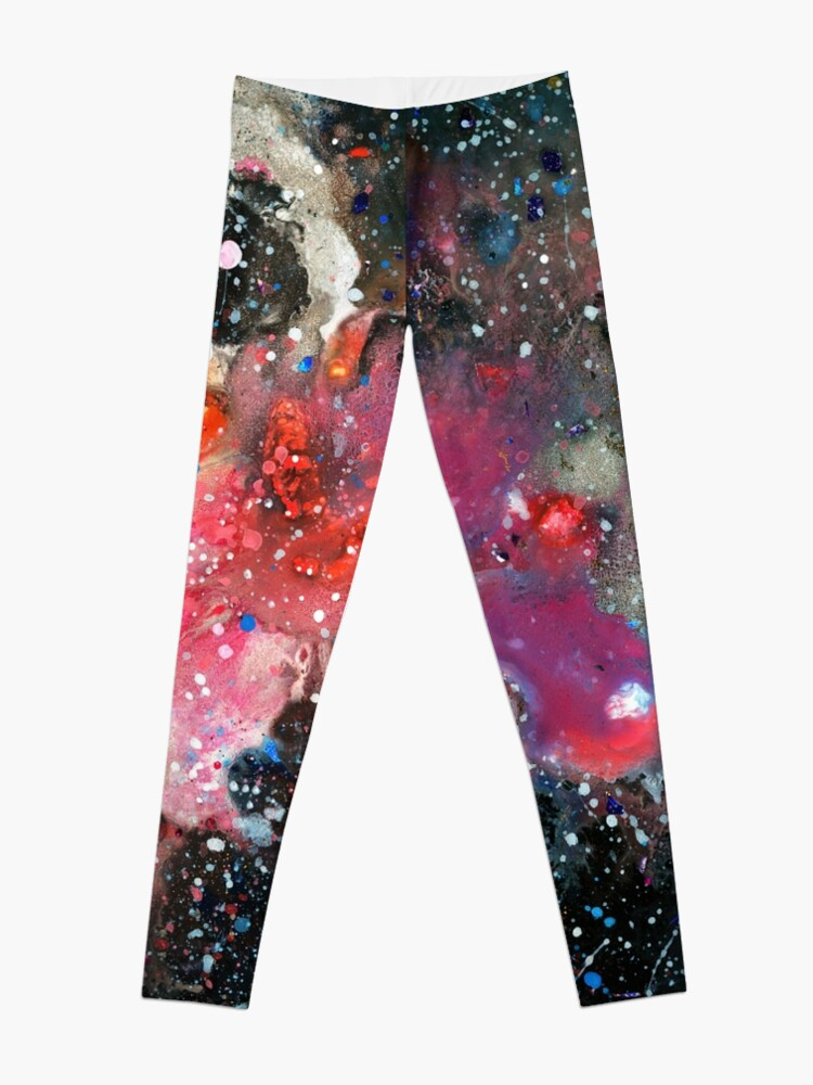 Alternate view of Chemistry of Nothing Leggings