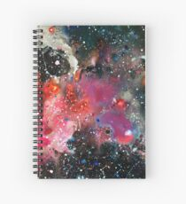 Chemistry of Nothing Spiral Notebook