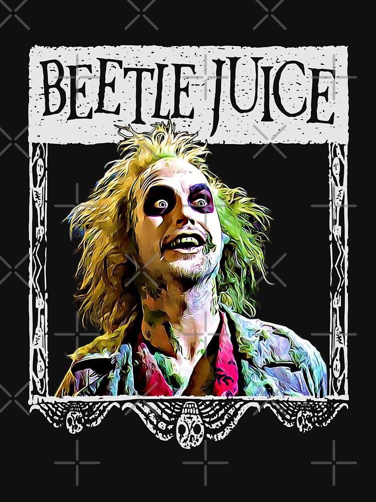 Beetlejuice by biggeek