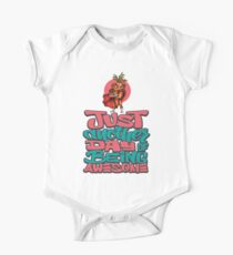 The Angry Carrot / Foodietoon SuperHero / Just Awesome Kids Clothes