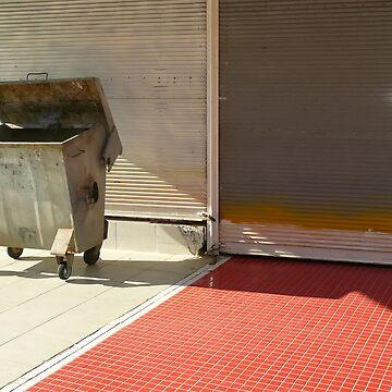 Garbage bin... by NuhSarche