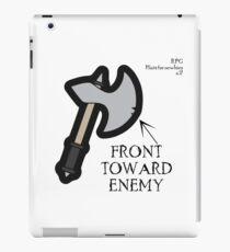 RPG Hints iPad Case/Skin