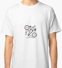 BIKE GEAR TSHIRT Classic T-Shirt