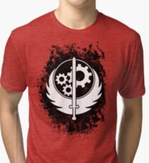 Brother hood of steel T-shirt Tri-blend T-Shirt