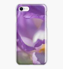 Aphrodite Iris Macro iPhone Case/Skin