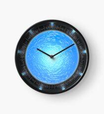 Stargate Atlantis Clock Clock