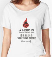 SOMETHING BIGGER TSHIRT Women's Relaxed Fit T-Shirt