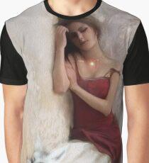 SLEEPING LADY  Graphic T-Shirt